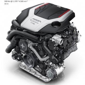 アウディ S4 新型 エンジン