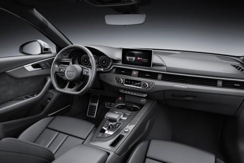 アウディ S4 新型 内装