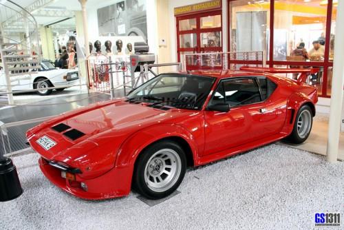 デ・トマソ パンテーラ GTS 1974年型