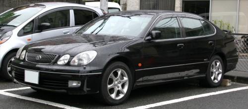 トヨタ 2代目 アリスト 1997年 - 2005年