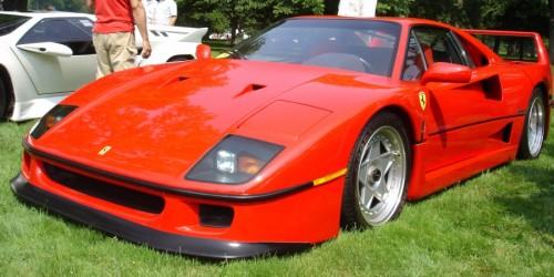 フェラーリ F40 1987年