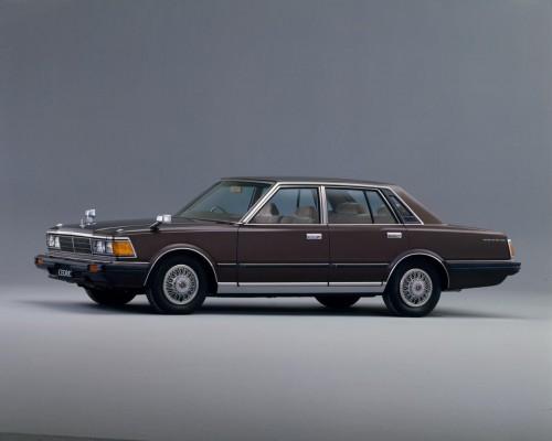日産 セドリック 430型 4ドアセダン 280Eブロアム 1981年