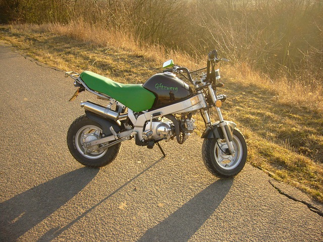オートバイ 原付