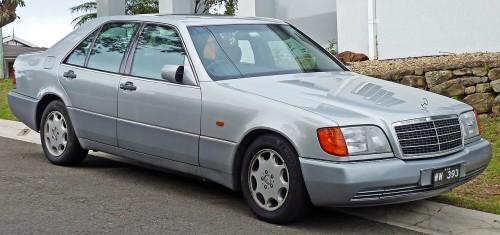 メルセデス・ベンツSクラス(W140型)