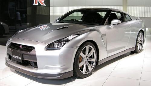 日産 GT-R R35