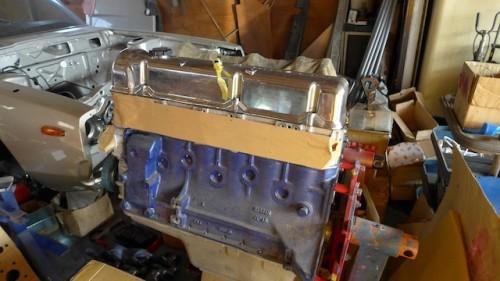 日産 L28型 エンジン