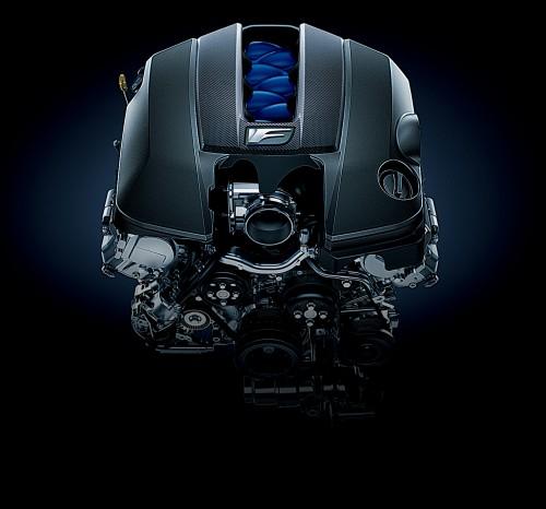 レクサス 4代目GS エンジン