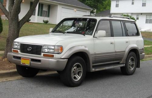 1996-1997レクサスLX450