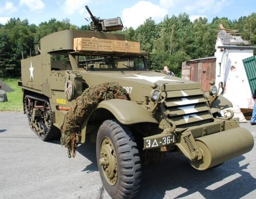 M3ハーフトラック