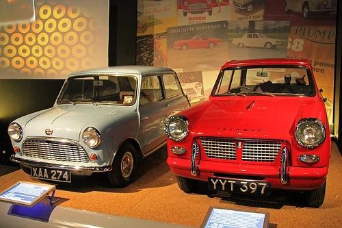 初代クラッシックミニ MK1(1959年~1967年)