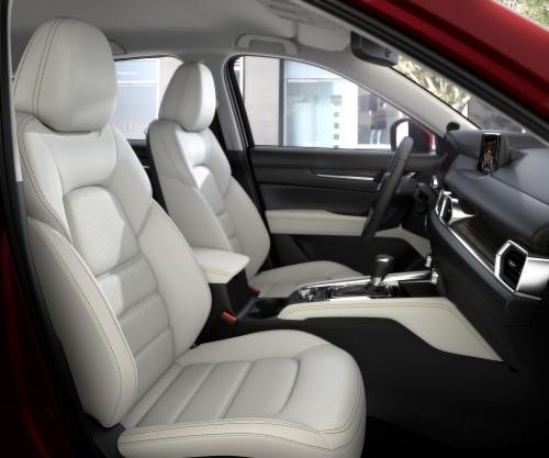 マツダ CX-5 新型 2016年 内装