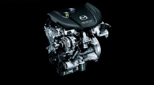 マツダ CX-5 新型 2016年 エンジン SKYACTIV-D2.2