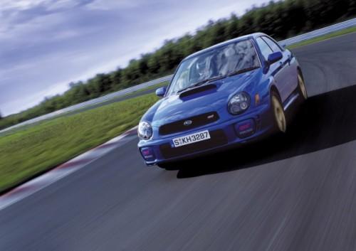ワイルドスピードの登場車種その19:スバル インプレッサWRX STI