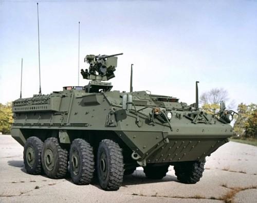 ストライカー装甲車