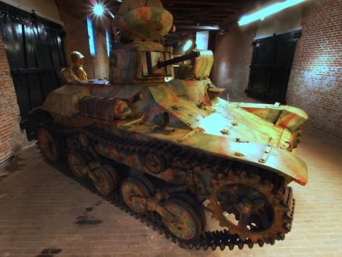 九七式軽装甲車