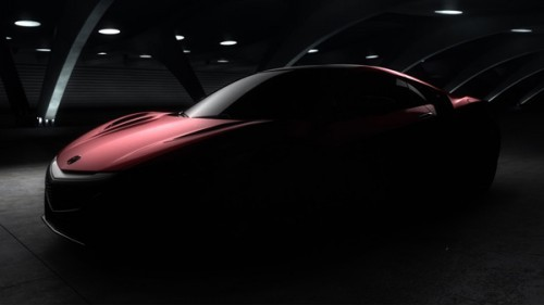 ホンダ NSX 新型 2015年 イメージ画像