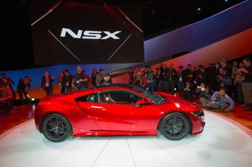 ホンダ SNX 新型 2015年
