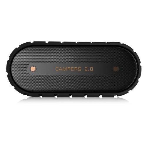 Mrice Bluetooth スピーカー ポータブル 携帯ワイヤレススピーカー