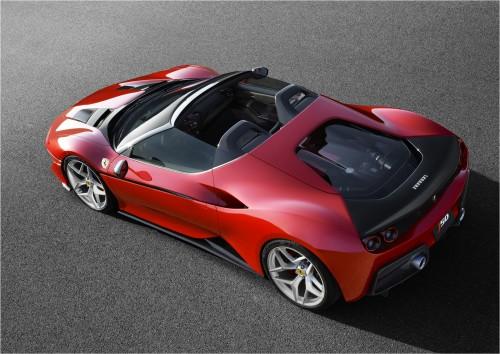 フェラーリ J50