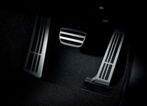 レクサス GS 内装 ペダル