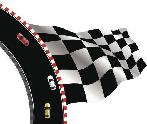 サーキットレース レーシングカー