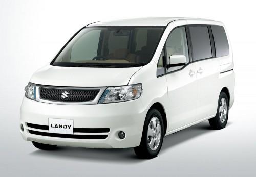 スズキ ランディ1代目(2007-2010)
