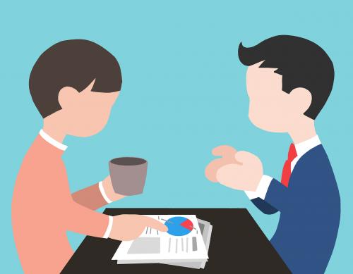 値引き 商談 交渉 のイメージ画像