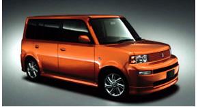トヨタ bB Z Xバージョン 2003年