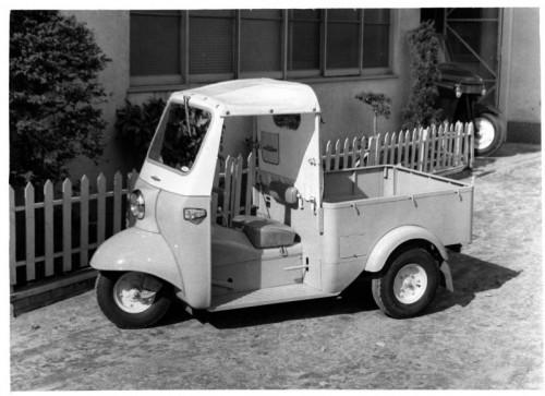 ダイハツ 初代ミゼット DKA型