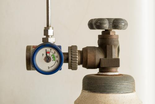 窒素ガスのイメージ画像