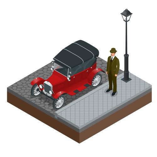 20世紀の名車