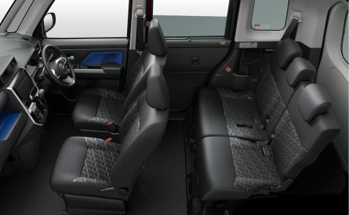 トヨタ ルーミー/タンク 新型 2016年 内装