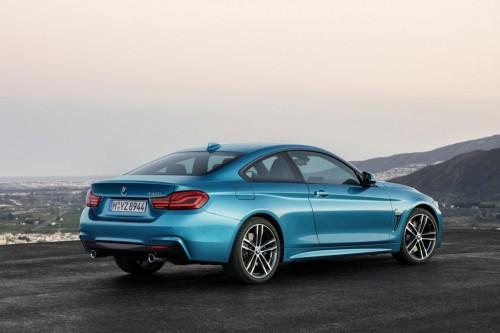 BMW 4シリーズ クーペ 2017年モデル