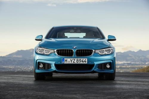 2017新型BMW4シリーズ フロント外観