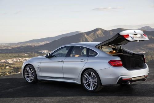 BMW 4シリーズ グランクーペ 2017年モデル