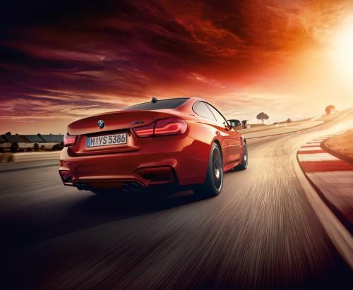 2017 新型 BMW 4シリーズ