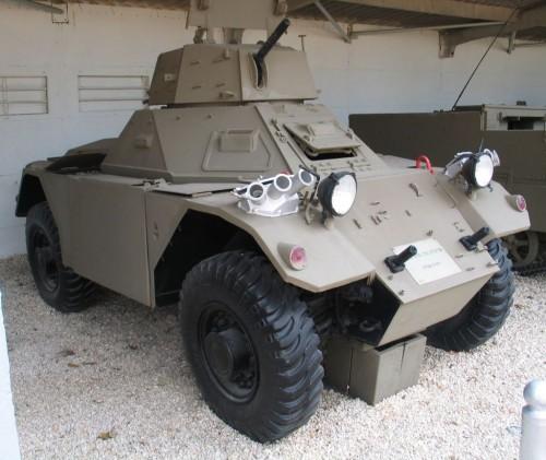 フェレット装甲車