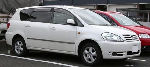 トヨタ イプサム 2001年式
