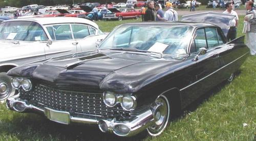 キャデラック エルドラド ブロアム 1959年型