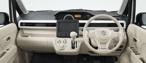 スズキ ワゴンR 新型 FA 内装