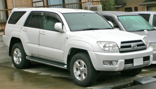 トヨタ ハイラックスサーフ 2012