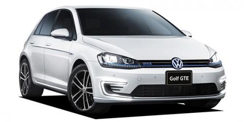 フォルクスワーゲン ゴルフ GTE