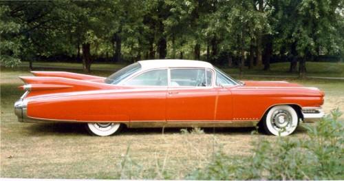 キャデラック エルドラド セビル 1959年型