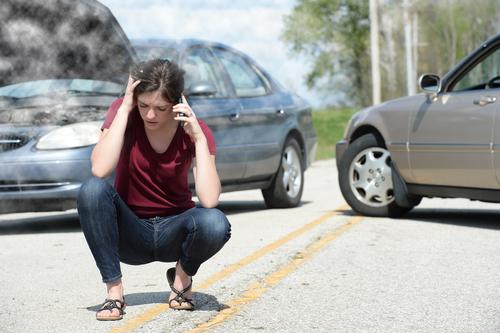 自動車保険 交通事故