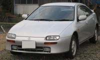 マツダ ランティス歴代モデルと現時点の中古車価格は?燃費などの評価も【日本の名車】