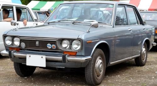 日産 ブルーバード 510型
