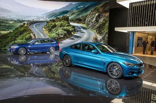BMW 4シリーズ 外装
