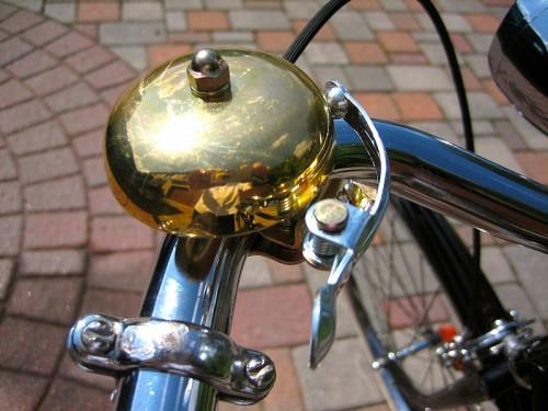 自転車のベル