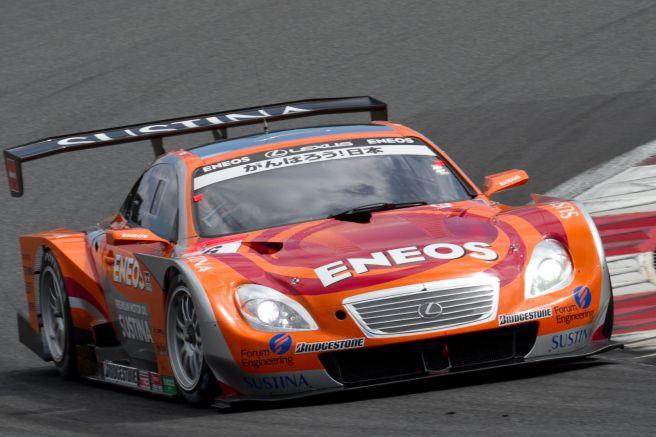 SC430 2011 Super GT