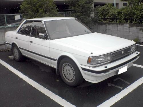 トヨタ チェイサー 3代目 外装